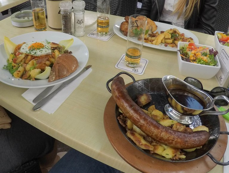 Cologne Food