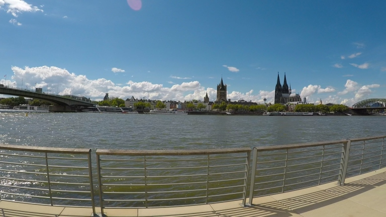 Rhine Riverbank
