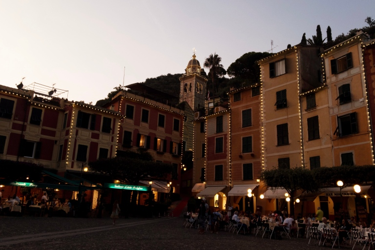 Portofino-night