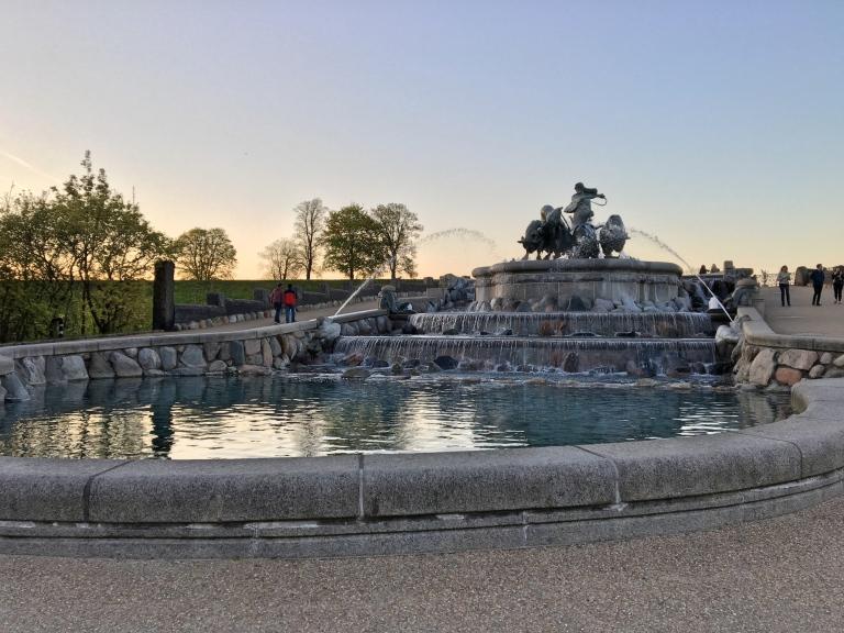 Copenhagen-Gefion-Fountain