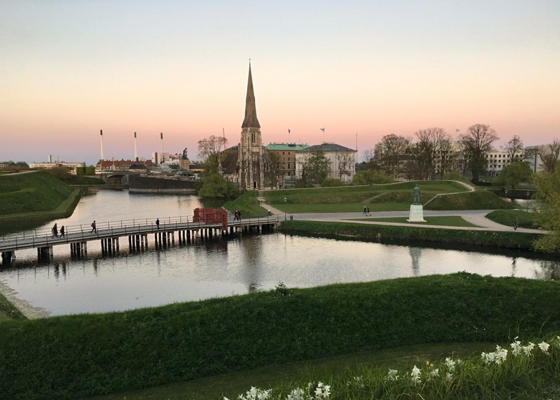 Copenhagen-kastellet