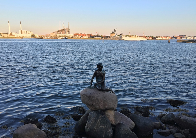 Copenhagen-Little-Mermaid