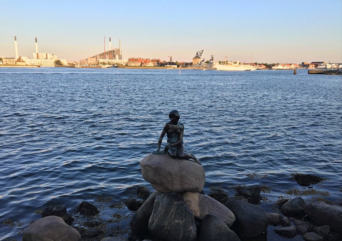 Copenhagen-Little-Mermaid