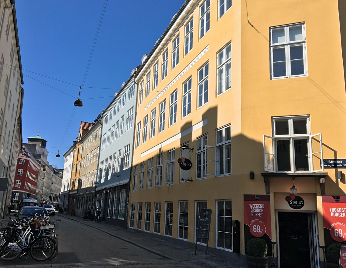 Copenhagen-streets